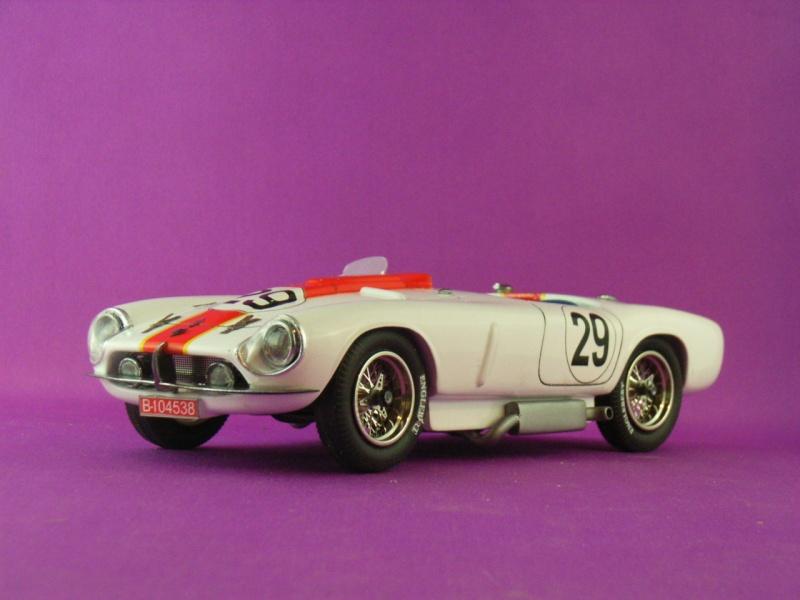 Pegaso Z 102 B 24 h du Mans 1953 kit 1/24 Escuderia 24 Imag0010