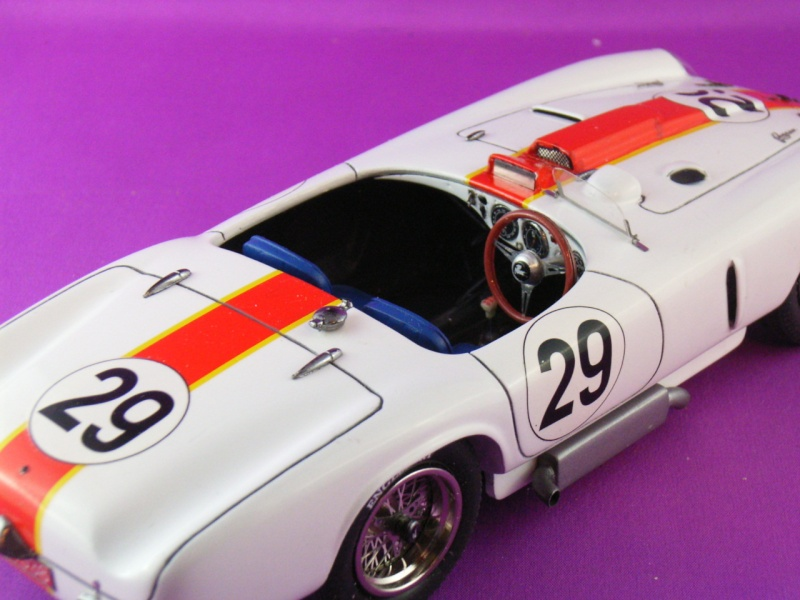 Pegaso Z 102 B 24 h du Mans 1953 kit 1/24 Escuderia 24 Imag0012