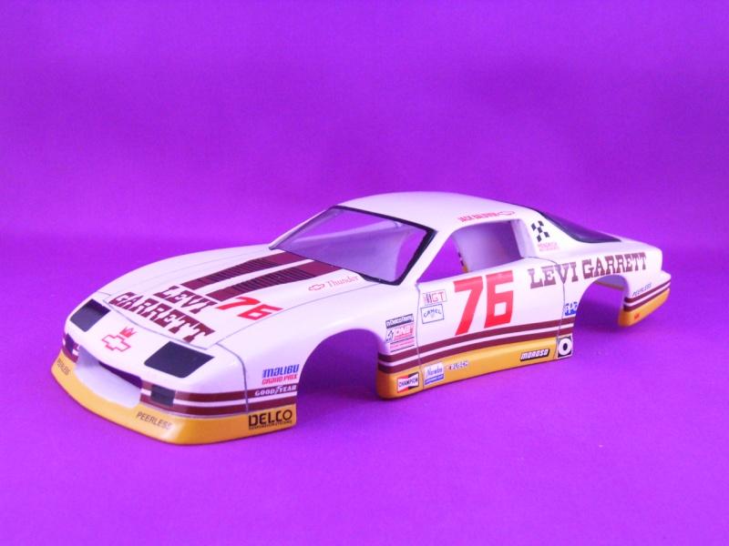 Chevrolet Camaro I.M.S.A. 1986, kit résine 1/24ème de Quick Skins Imag0413