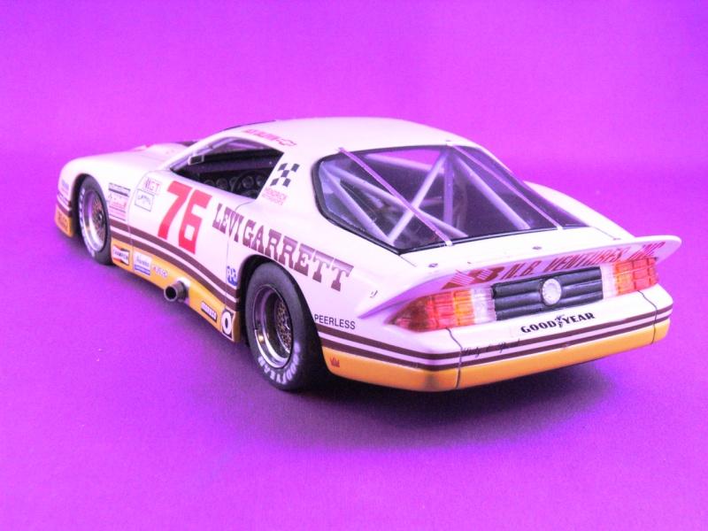 Chevrolet Camaro I.M.S.A. 1986, kit résine 1/24ème de Quick Skins Imag0436