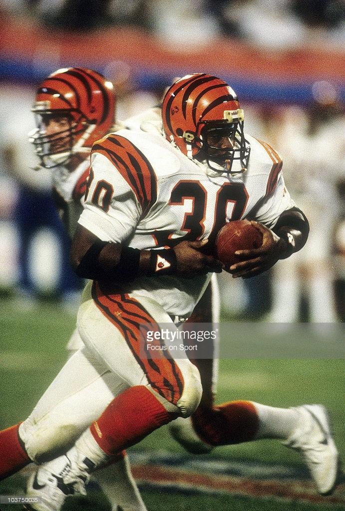 Super Bowl XXIII Bengals 1988-810