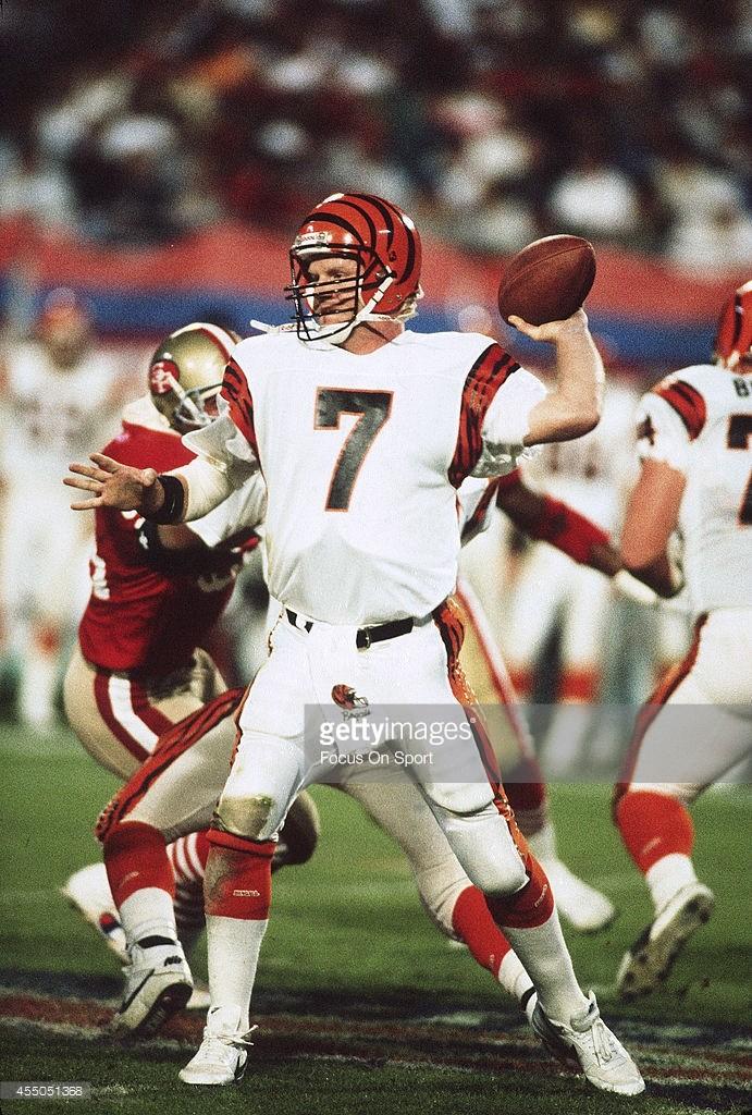 Super Bowl XXIII Bengals 1988-811
