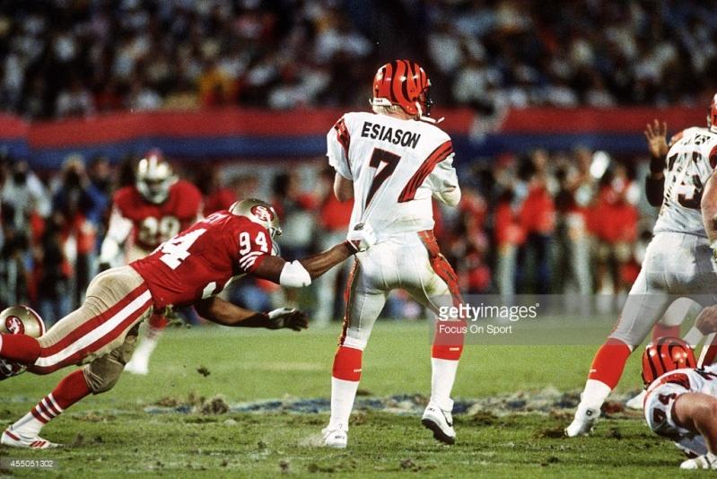 Super Bowl XXIII Bengals 1988-812