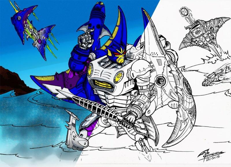 Entrevue N°2 pour TransformersFR : CERBERUS Depthc10