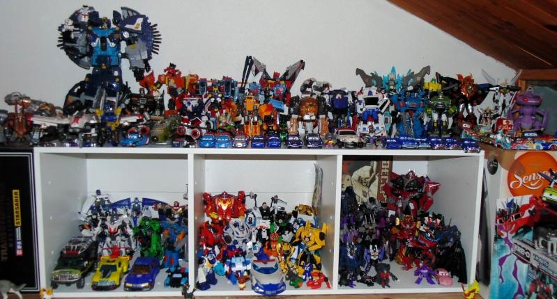 Entrevue N°1 pour TransformersFR: Optimus SG Dsc05110