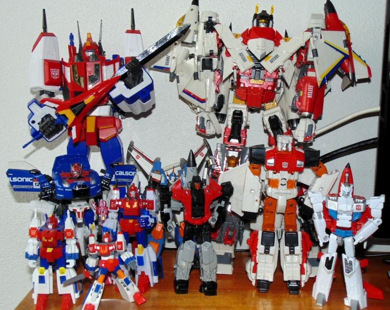 Entrevue N°1 pour TransformersFR: Optimus SG Dsc05114