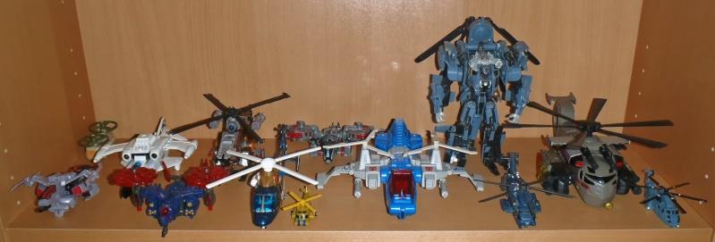 Entrevue N°2 pour TransformersFR : CERBERUS Helico10