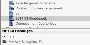 problemes avec fichiers dans ma collection Captur14
