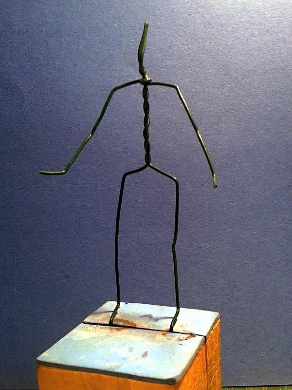 Eigenbau Amazone 11cm Figur014