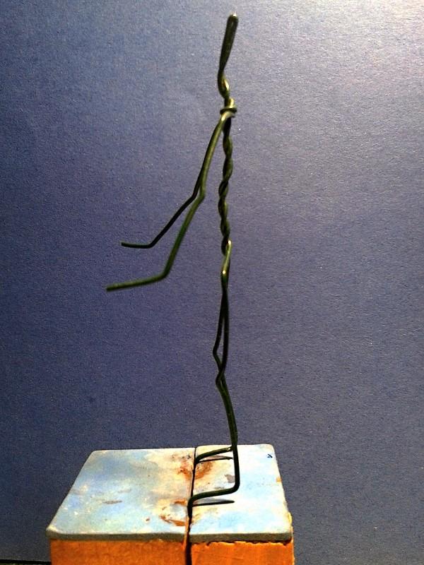 Eigenbau Amazone 11cm Figur015