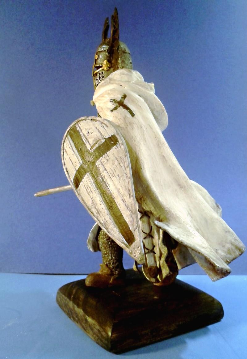 Deutschordensritter zur Zeit des dritten Kreuzuges um 1200 a.D.  Ritte110