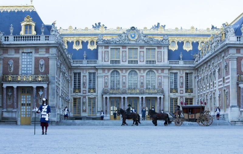 Le château de Versailles et le cinéma 55056110