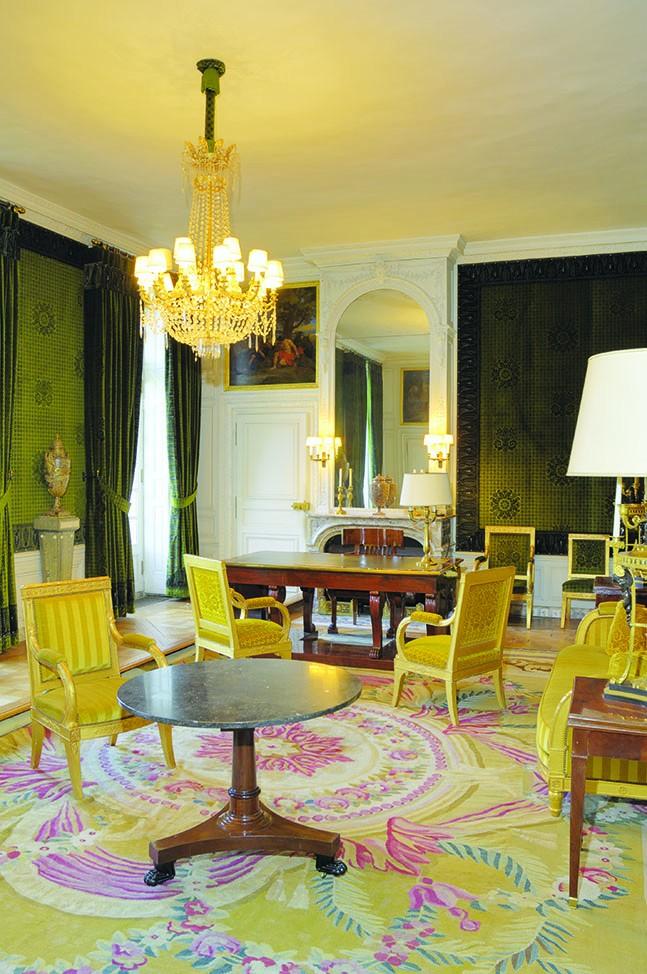 Un président chez le roi - De Gaulle à Trianon 8f520a10