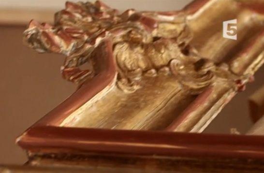 France 5 - Les trésors de Versailles Cadre10