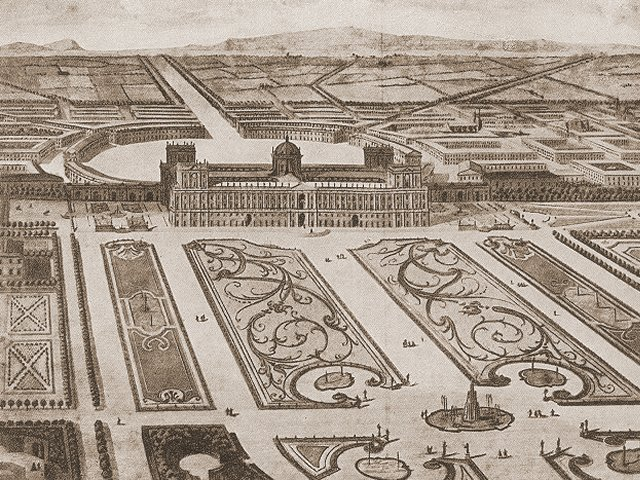 Palais royaux dans l'Europe des Révolutions  Casert10