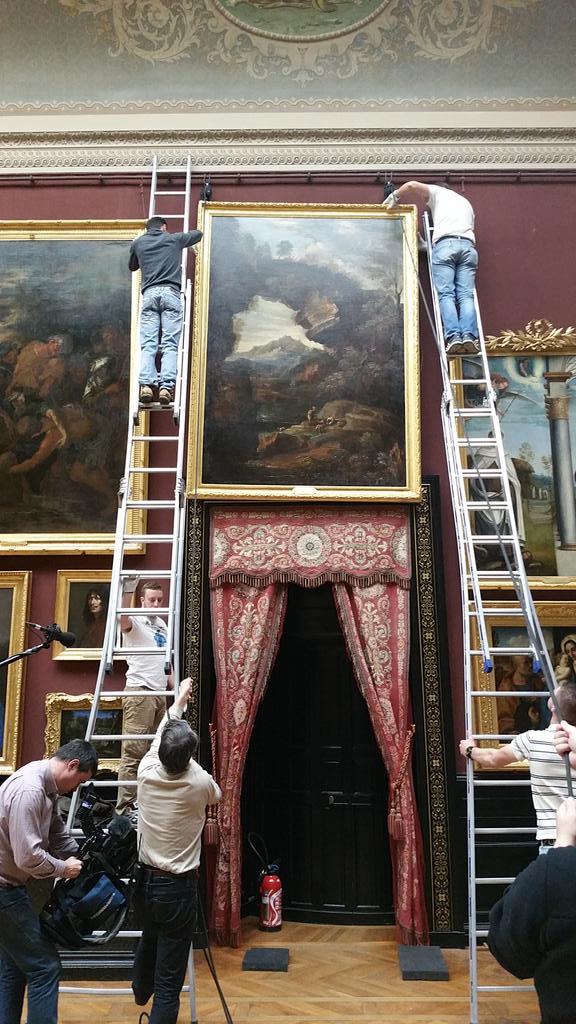 JT13h France2 - Chantilly : le château des princes (01/2016) Culpzn10