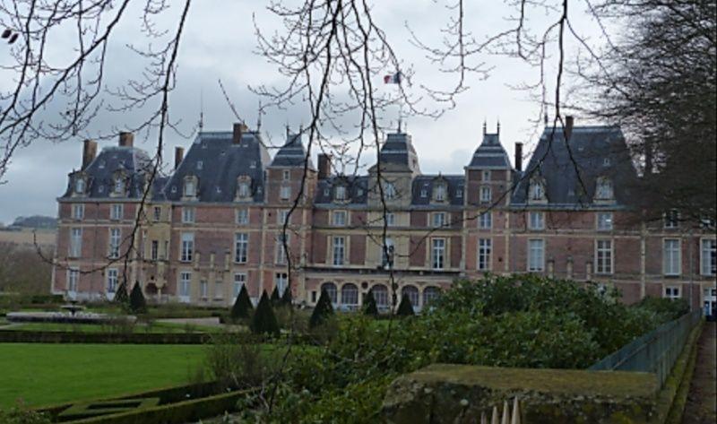 Secrets d'histoire à Eu. La Grande Mademoiselle (Fr.2 19/07) Eu_jan11