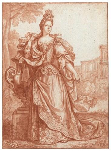 Héritage de Louis XIV dans l'histoire de la mode & textiles Loadim10