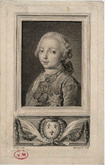 Fontainebleau : expo Le Dauphin, l'artiste et le philosophe Louis-10