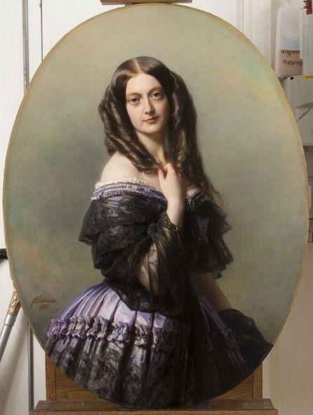 Petit Palais. Exposition Paris romantique, 1815-1848 Marqui10