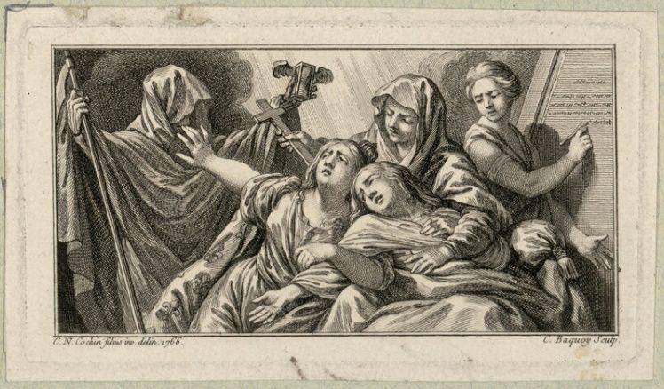 Fontainebleau : expo Le Dauphin, l'artiste et le philosophe - Page 2 Mort_d11