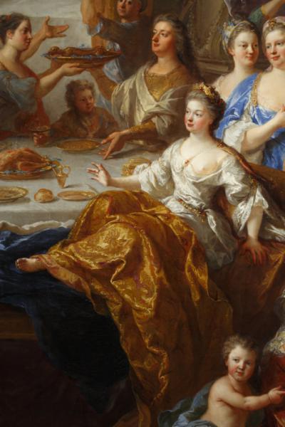 La duchesse du Maine, princesse artiste au château de Sceaux Troy_f10