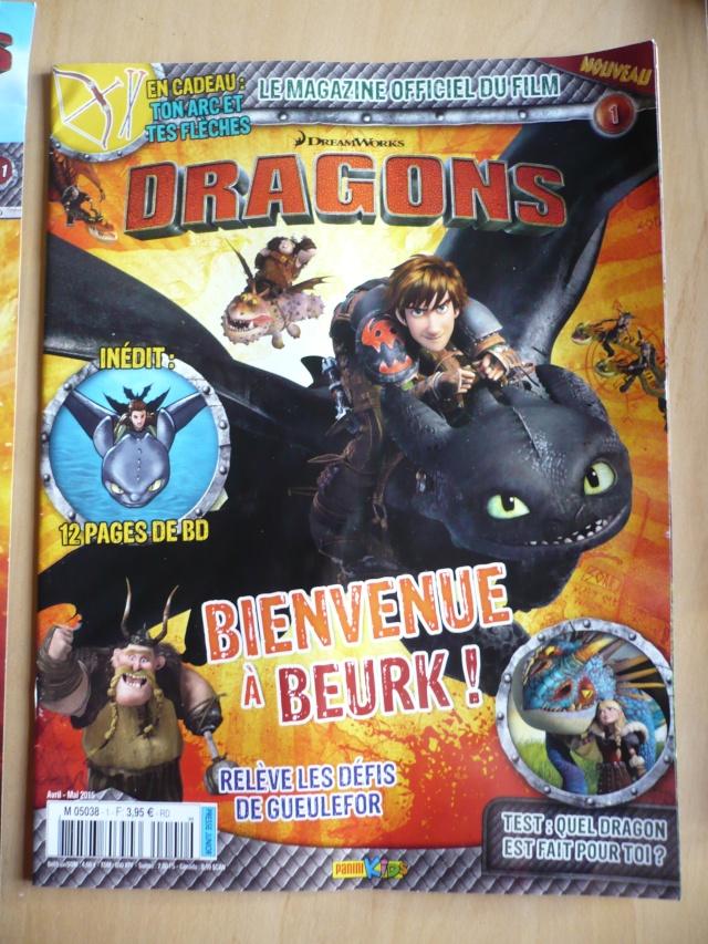 [20th Century Fox] Dragons 2 (2014) - Page 8 P1290410