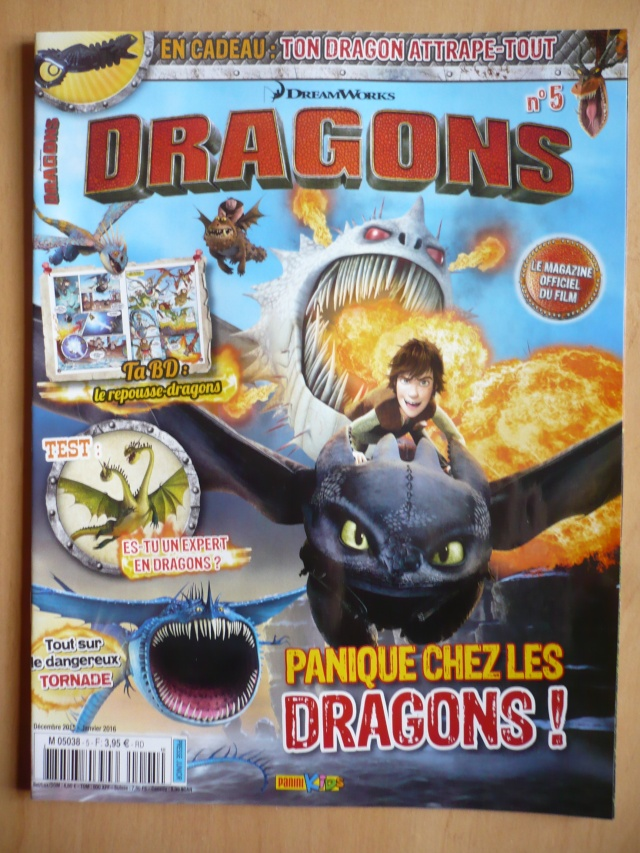 [20th Century Fox] Dragons 2 (2014) - Page 8 P1290510