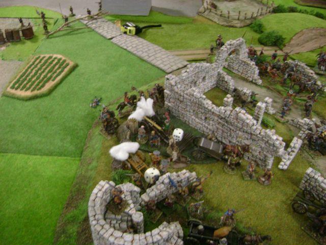 L'assaut d'une barricade à cheval Dsc07327