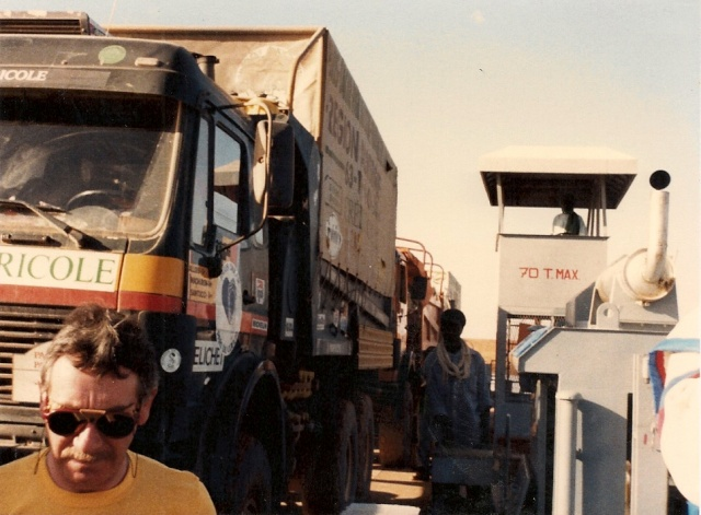 Paris-Dakar ... Le vrai Numyri18