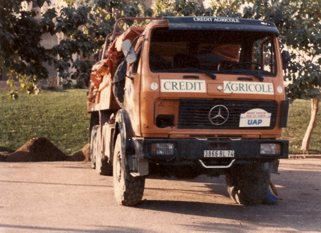 Paris-Dakar ... Le vrai Numyri19