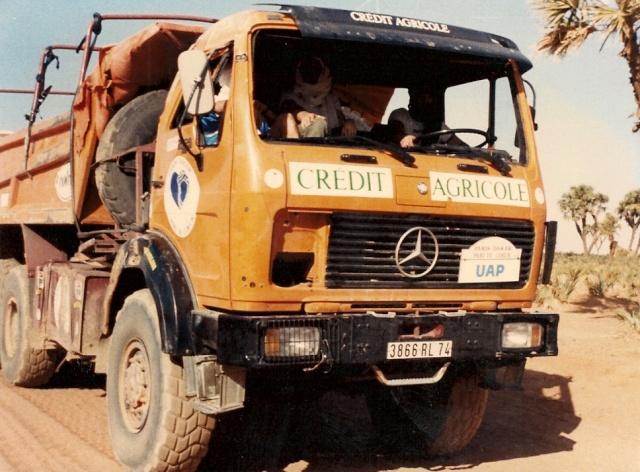 Paris-Dakar ... Le vrai Numyri20