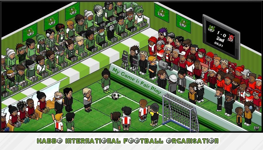 HIFO : Habbo International Football Organisation