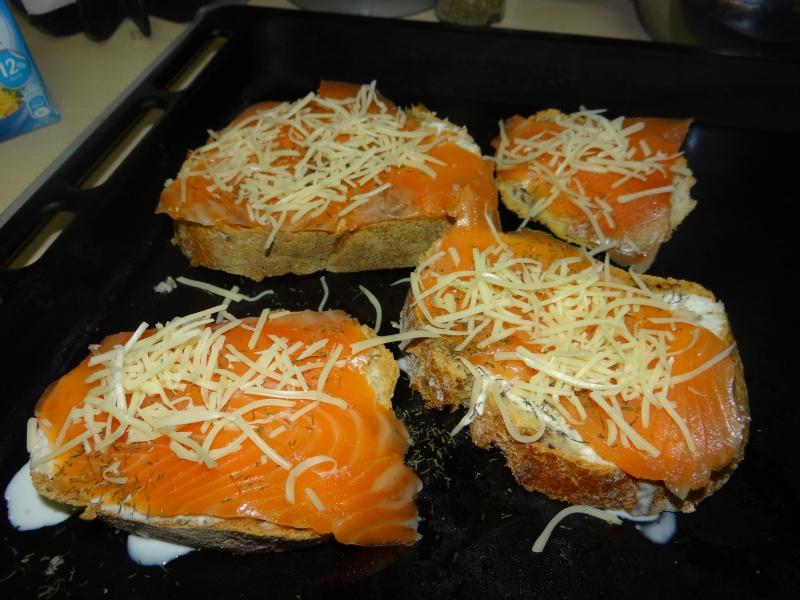 tartines au saumon Dsc03013