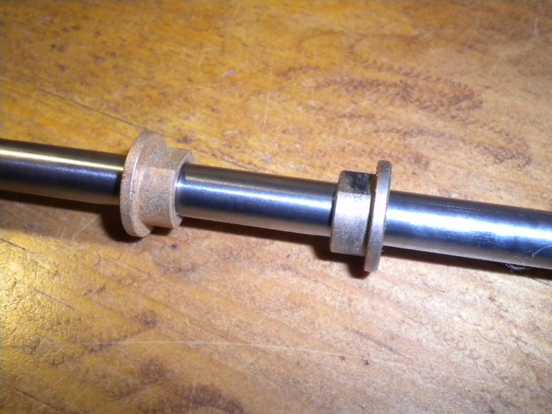 CNC V1 en médium pour gravure de PCB Axes210