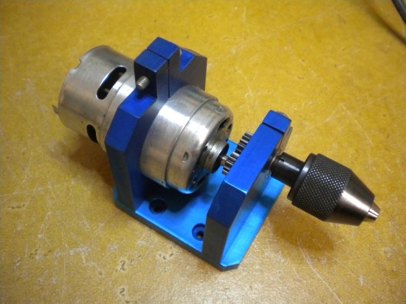 CNC V1 en médium pour gravure de PCB Bloc_m10
