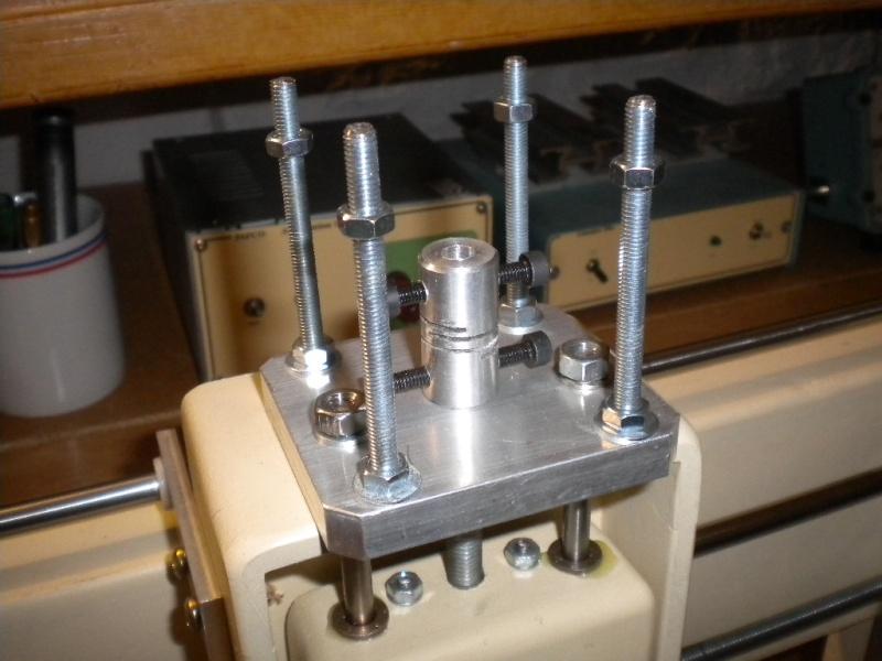 CNC V1 en médium pour gravure de PCB Couple10