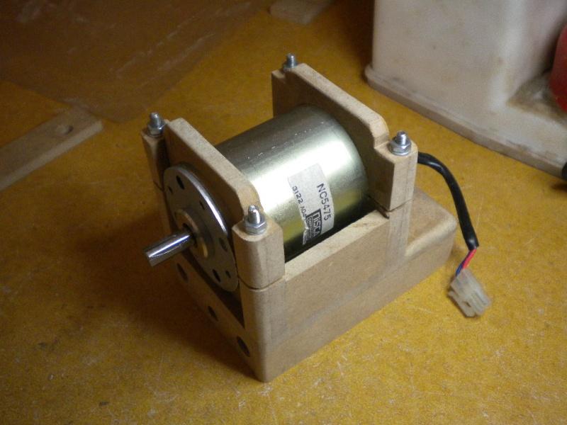 CNC V1 en médium pour gravure de PCB Vert410