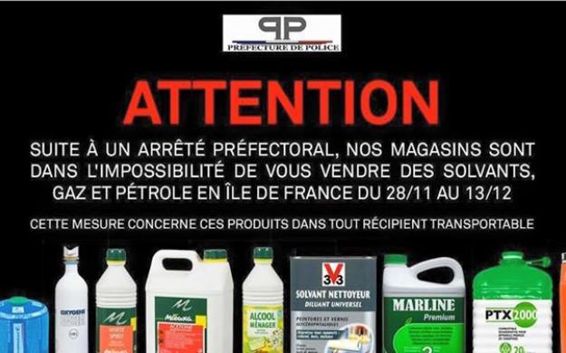 COP21 - Mesures de sécurité 53212810