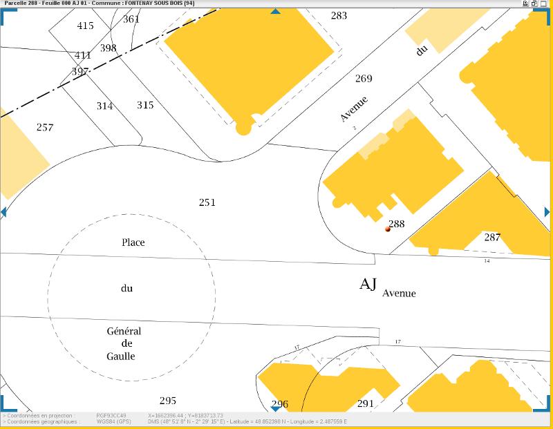 Densification - Extension de l'hotel Ibis de la place du Général de Gaulle Captur17