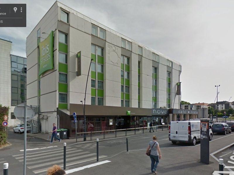 Densification - Extension de l'hotel Ibis de la place du Général de Gaulle Captur19
