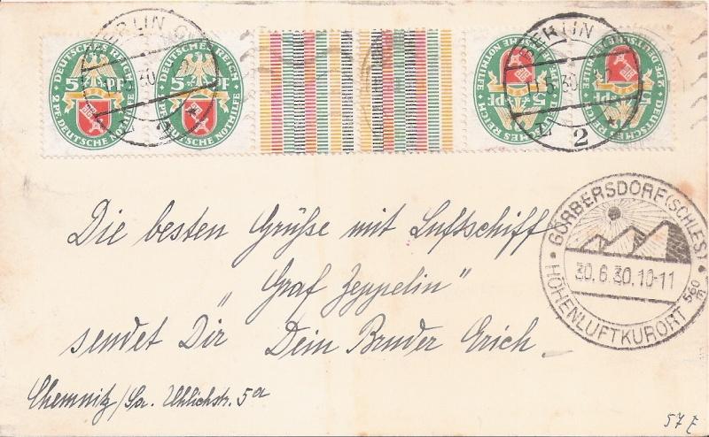 nach - Südamerikafahrt 1930, Post nach Praia (Kapverdische Inseln) Praia_11