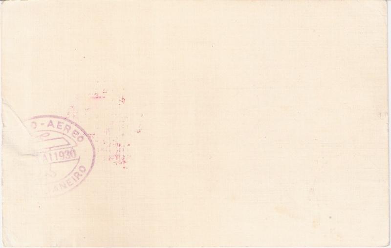 nach - Südamerikafahrt 1930, Post nach Rio de Janeiro - Seite 2 Rio_ch11