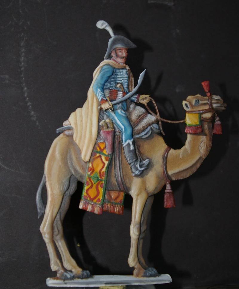officier régiment des dromadaires en Egypte  GLORIOUS EMPIRE 54 MM Dro_0027