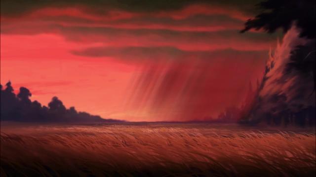La Prairie de Feu