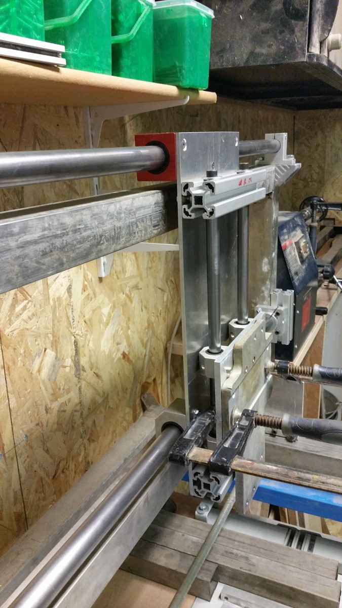 Fabrication CNC de recup et de recup ... 20151211