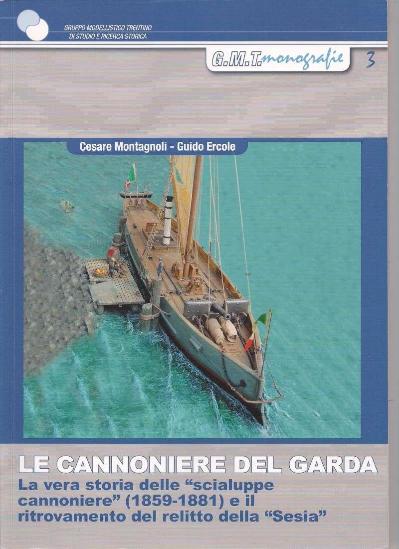 Chaloupe canonnière 1858 - 1:75 Cannon12