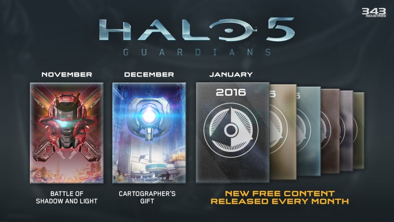 -Update- The Cartographer's Gift -->15 Décembre<-- Halo-517