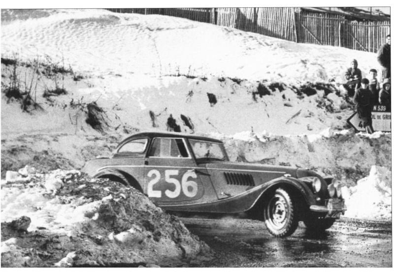 Rallye Monte Carlo Historique 2016 - Benoît/Stéphane - Page 3 Morgan11