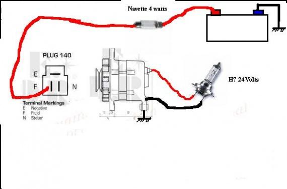 [Résolu] Voyants batterie allumés + turbo + problème de charge lj70. Conect10